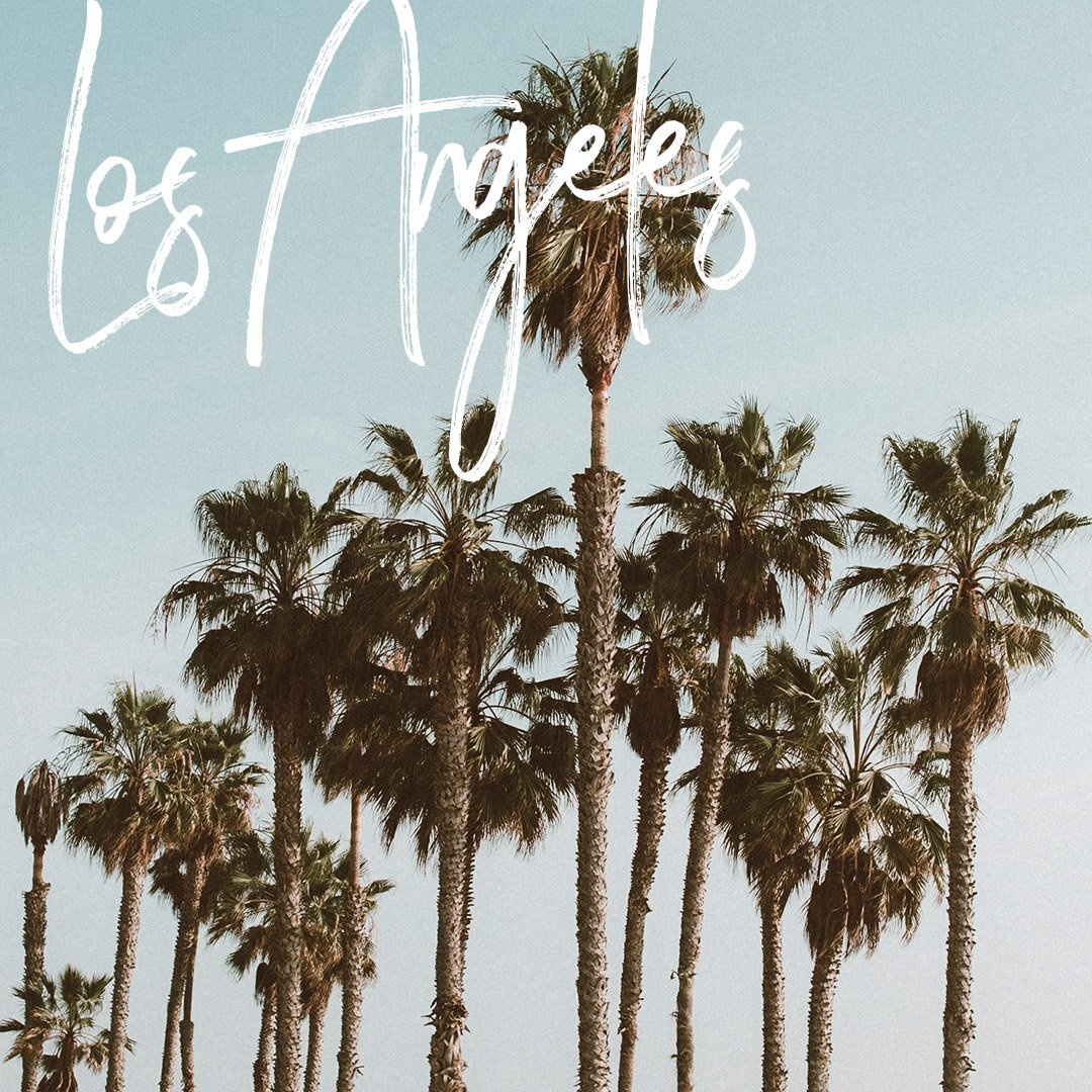 Travel Guide - Photos from Los Angeles (LA) California USA
