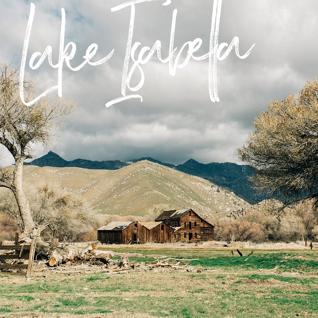 Travel Guide - Photos from Lake Isabella and Sequoia National Forest, California USA