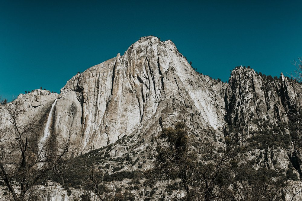 Yosemite Mountains Photographic Print - Wall Art by Deb Boots