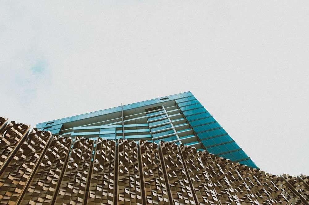 Travel Photos Melbourne - architectural photography - Deb Boots Australian Travel Photographer