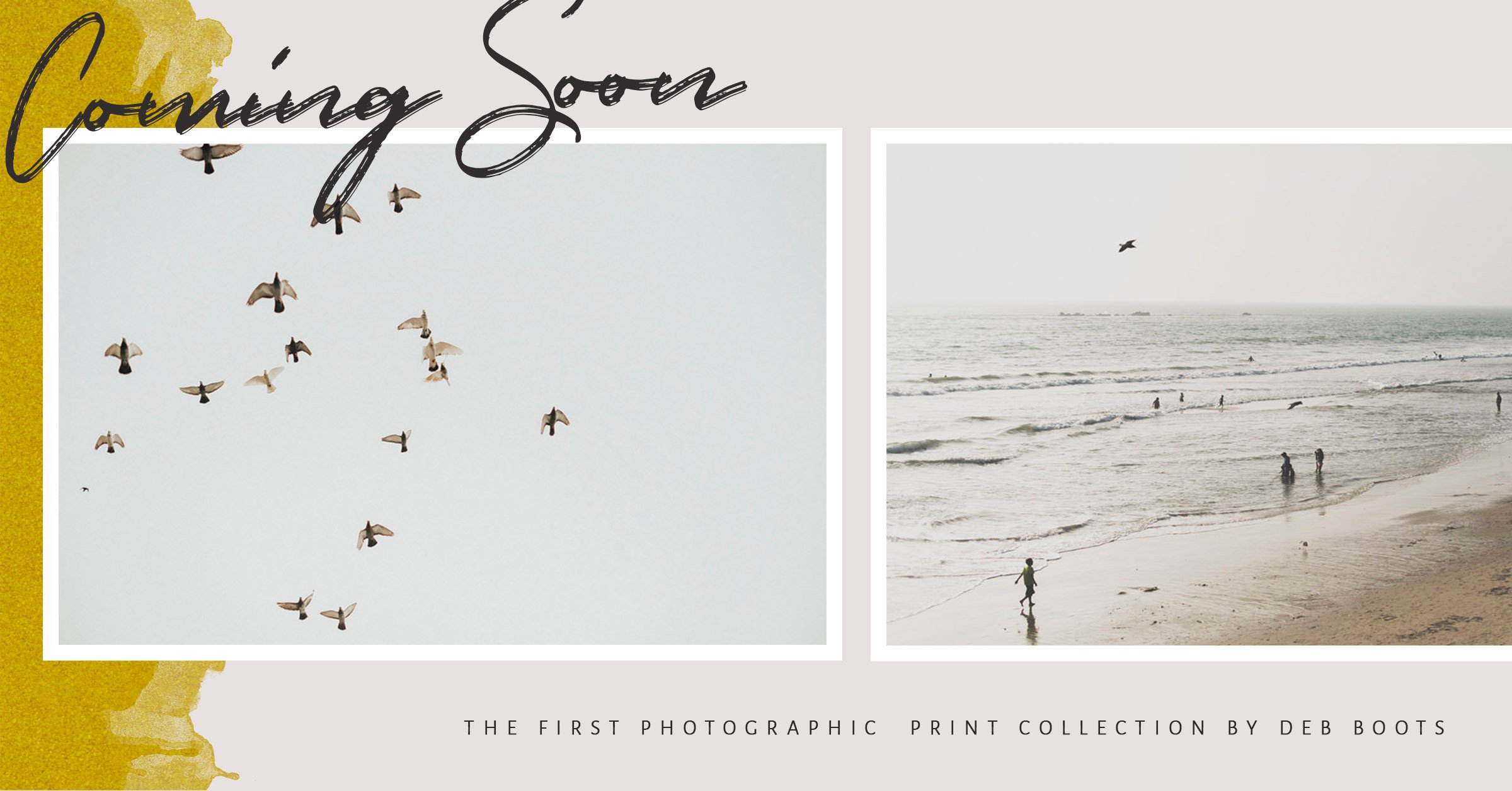 First Look - Photographic Print Collection