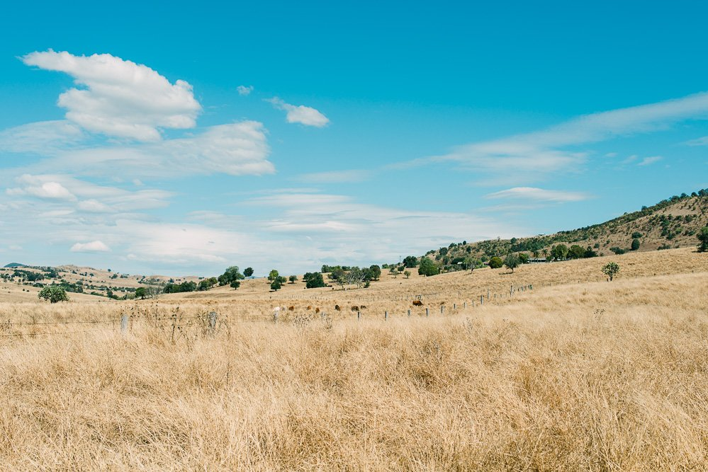 Boonah countryside - Travel Photographer Deb Boots