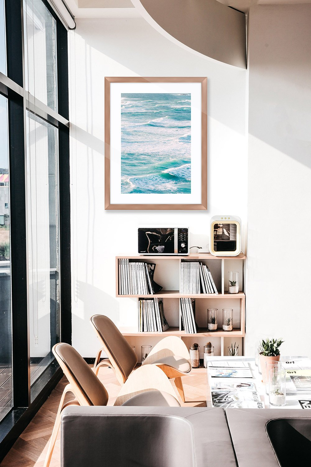ART PRINTS FOR COASTAL INTERIORS