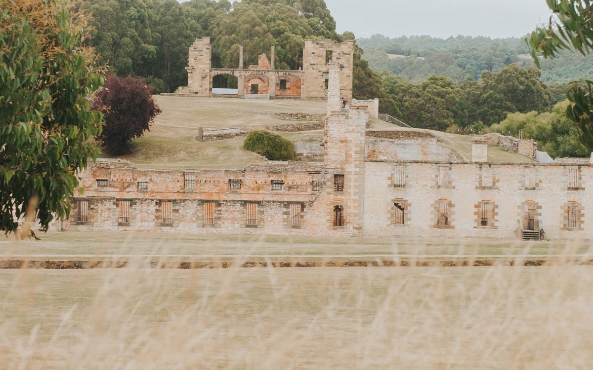 TRAVEL PHOTOS : PORT ARTHUR, TASMANIA